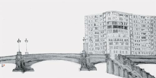 """毛冬华的""""外婆桥""""一头连着生活,一头连着艺术"""