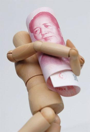 中国低利率正敲门时