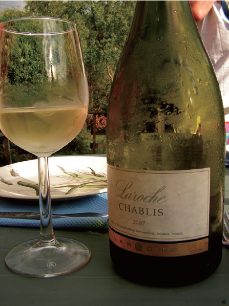 Chablis Just The Tipple For Fresh Spring Drinking  为春天诞生的清新酒款─夏布利