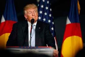 """美国总统大选令市场""""跳一跳"""""""