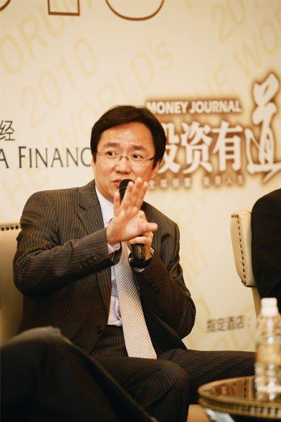 黄文叡:由于过度依赖投资,因此亚洲市场的基本盘不稳固。