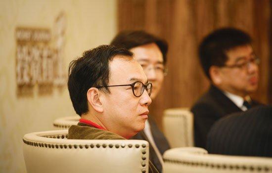 梅建平:中国艺术品价值被低估了。