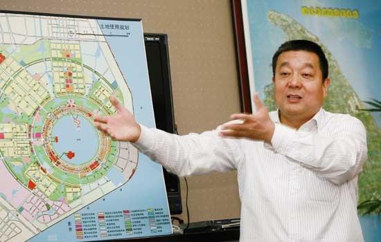 顾晓鸣希望临港新城成为全球城市典范