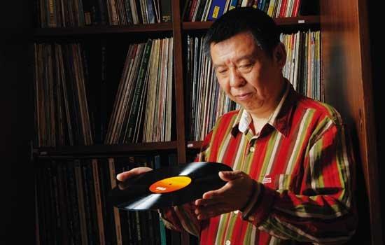 沈次农:黑胶唱片中的纯真音乐情怀