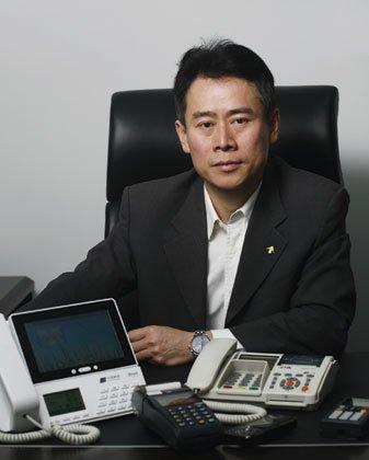 上海华势信息技术公司CEO梁健