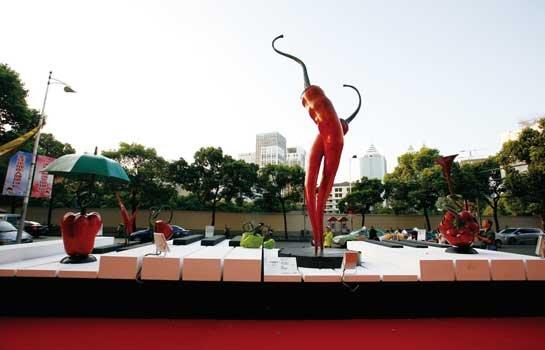 9月上海 艺术围城