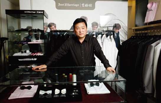 吉婚坊CEO陈敏