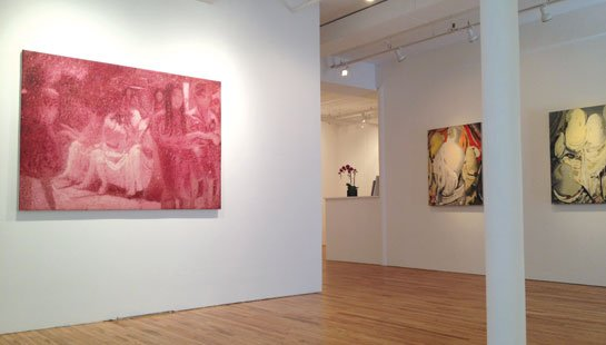 Asian Art Piers:掘金纽约中国当代艺术市场