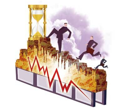 全球化资本游戏的中国杠杆