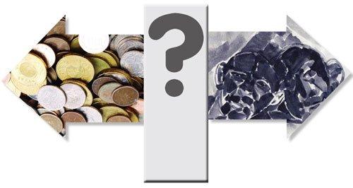 青年艺术家选择题 资本在左 艺术在右