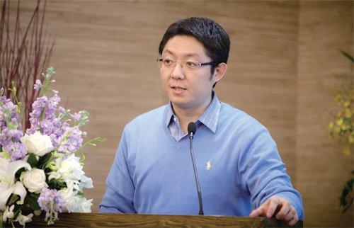 游卡桌游CEO杜彬