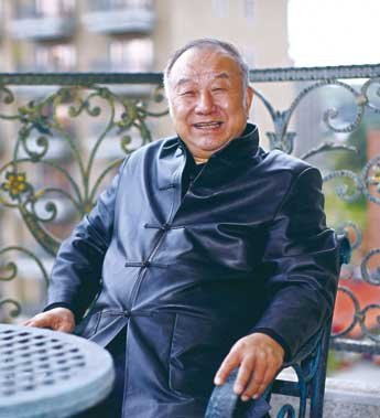 无笔抒写的白色张力 刘国松与他的水墨画改革