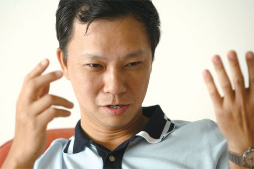 陆兆禧:阿里巴巴是我的终身伴侣