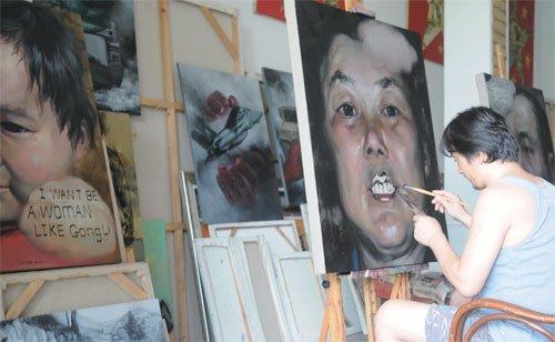 高小云:艺术家是过滤器