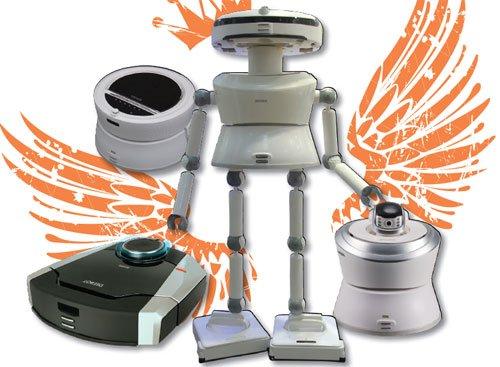 机器人引发的狂欢
