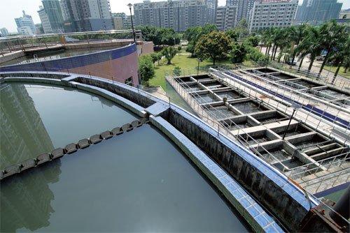 中持水务:水处理能手